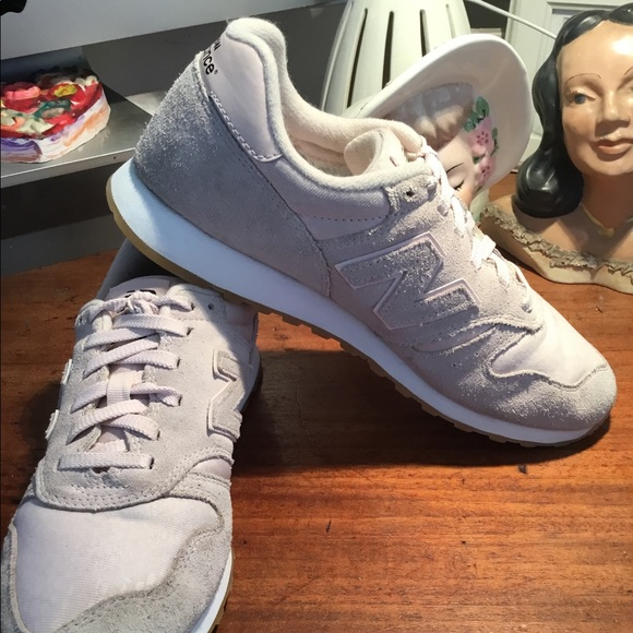 antiguo carga Desalentar  New Balance Shoes | Pink New Balance 373 | Poshmark